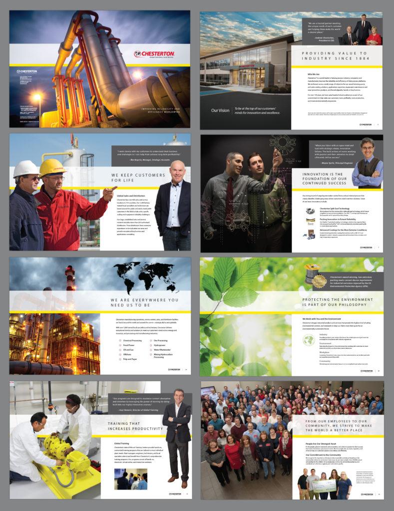 Chesterton Corporate Brochure
